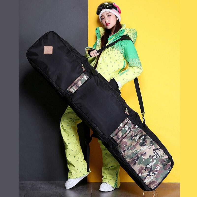 Sac de Snowboard sac de planche Double sac de Ski 152/165 CM a5337 - 3