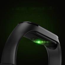 M3 plus smart sports bracelet men and women heart rate blood pressure multi-function watch waterproof running pedometer