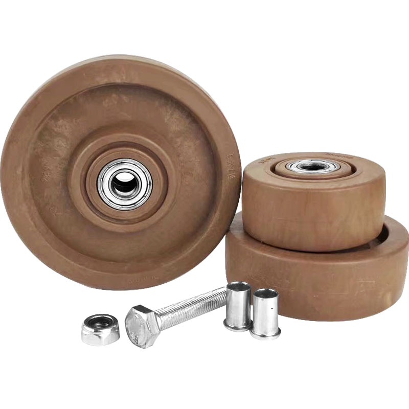 3 inch rigid high temperature caster heat resistant caster wheel 230 280 degrees series in Casters from Home Improvement