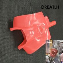 Стоматологическая зубная маска для рта, обучающая Маска модели, держатель декора(модель зубов не включает