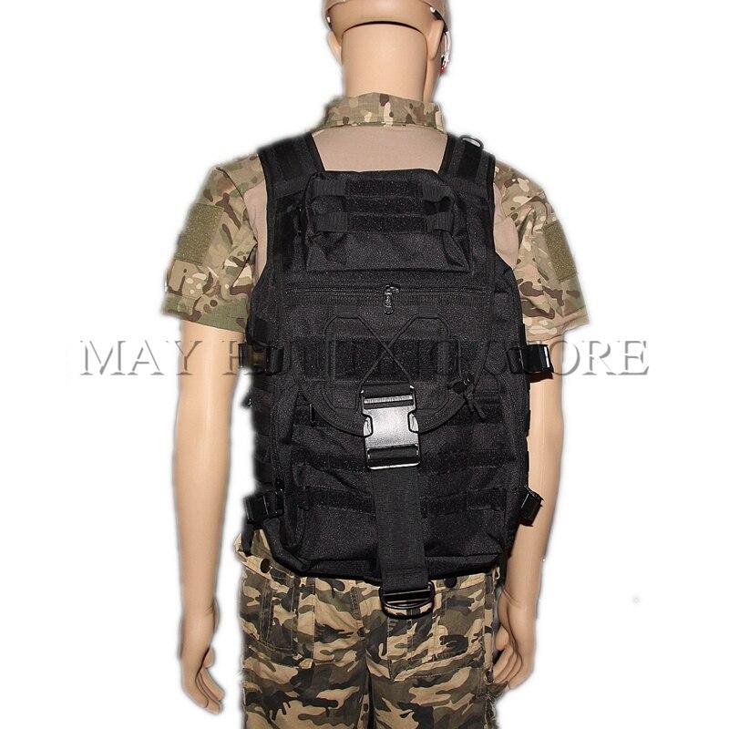 Sac de Trekking Molle Ourdoor militaire sac à dos tactique 3 P sac à dos femmes assaut sac Cordura sac à dos de chasse