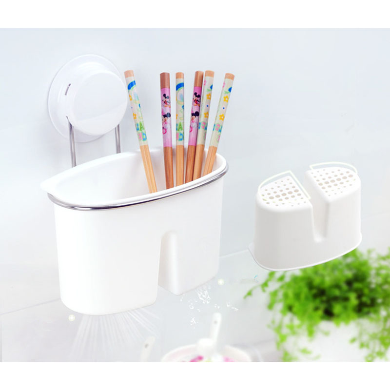 Kitchen Organizer Box New Unique Plastic Stainless Steel font b Knife b font Fork Storage Bin