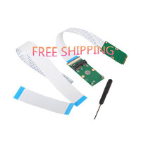 NEW 52 Pin Mini PCI E PCI Express Card Extender Extension Cable FFC Cable
