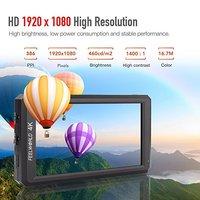 4K Monitor Feelworld F6 5.7 HDMI 1080P Video Camera Display for Sony A7 Nikon Zhiyun Crane 2 Gimbal DSLR MOZA /Mirrorless