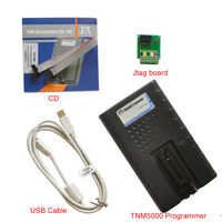 TNM5000 EMMC BGA nand flash Programmer recorder+JTAG Board,support secured (locked) RL78 chip reading used in car tachometers