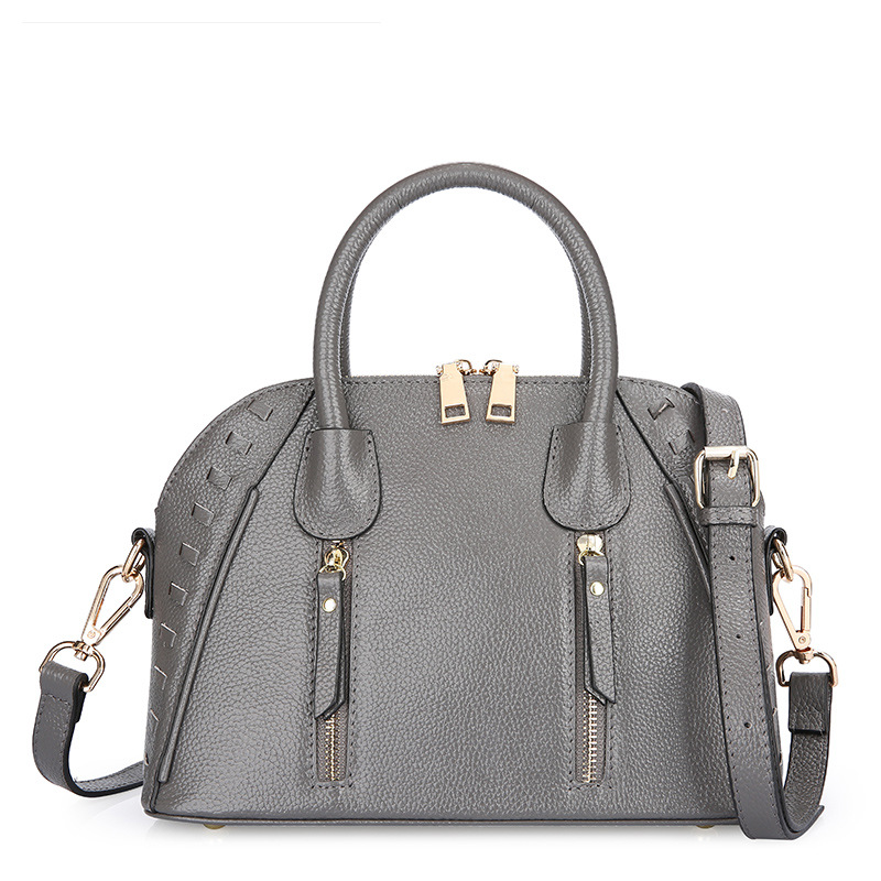 2017 Brand Designer Retro Style Cowhide Purse Female Shell Bag Women Messenger Bag High Quality Vintage Handbag Luxury Women Bag high quality iron wire frame sun glasses women retro vintage 51mm round sn2180 men women brand designer lunettes oculos de sol