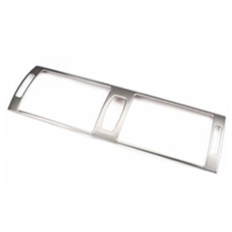 Bmw X5 E70 fenêtre bandes finition chromée acier inoxydable 07-09.