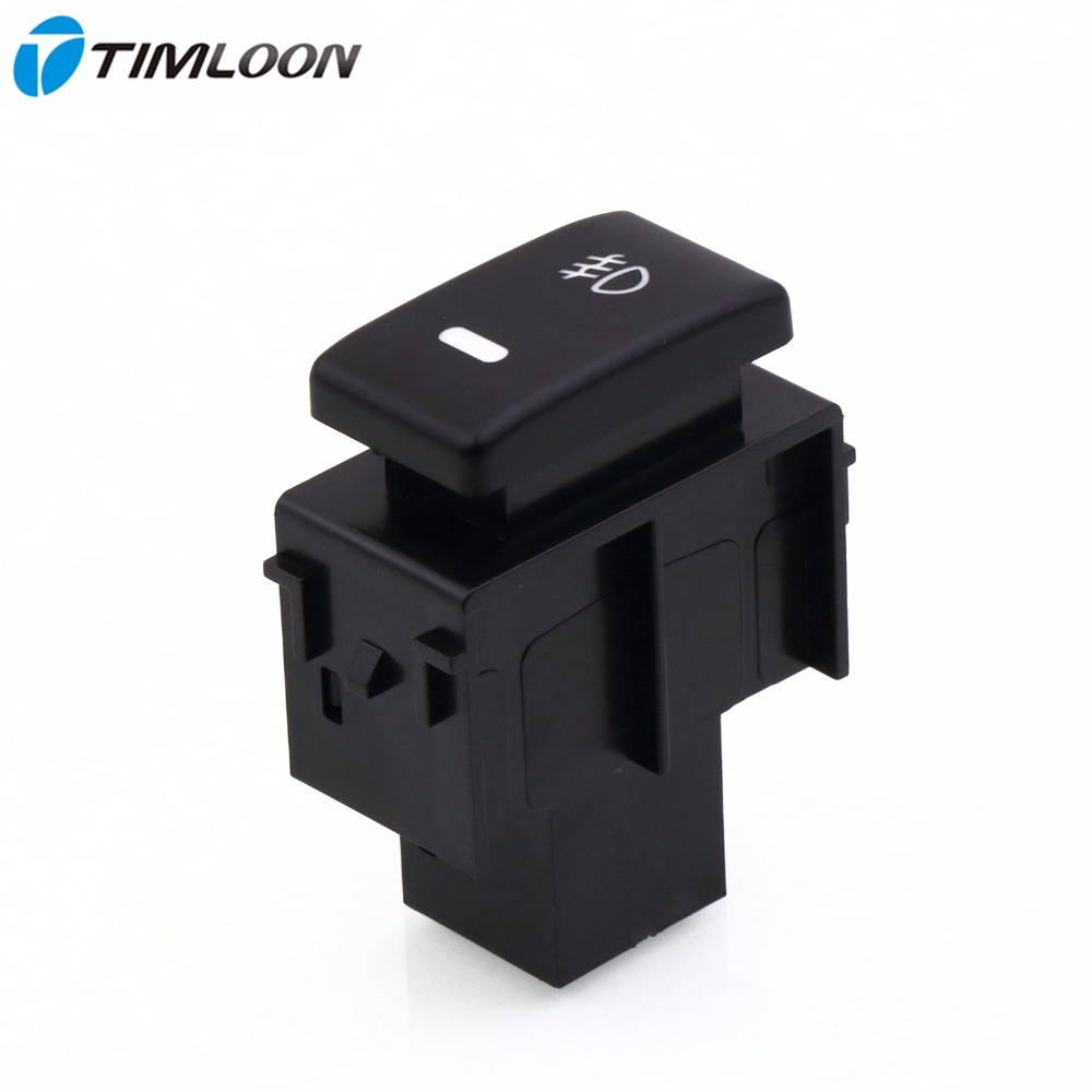Special Dedicated 12V Car Fog Light Switch Daytime Running Lights Switch Use for NISSAN,qashqai,tiida,x-trail,sunny,NV200