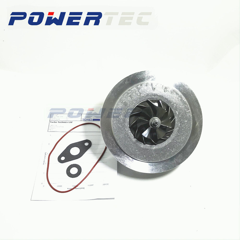 For Jeep Liberty 2.8 CRD R2816K5 (VM) 118Kw 160 Hp Turbo Charger CHRA 757246-0001 Turbolader Core Cartridge Repair Kit 35242115F