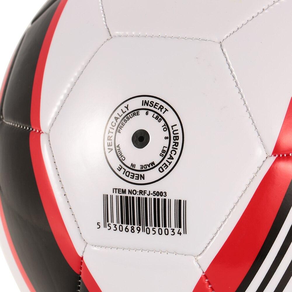 New Professional 5 Tamanho De Bola De Futebol Bola de Futebol PU ... 080fd4e708caf