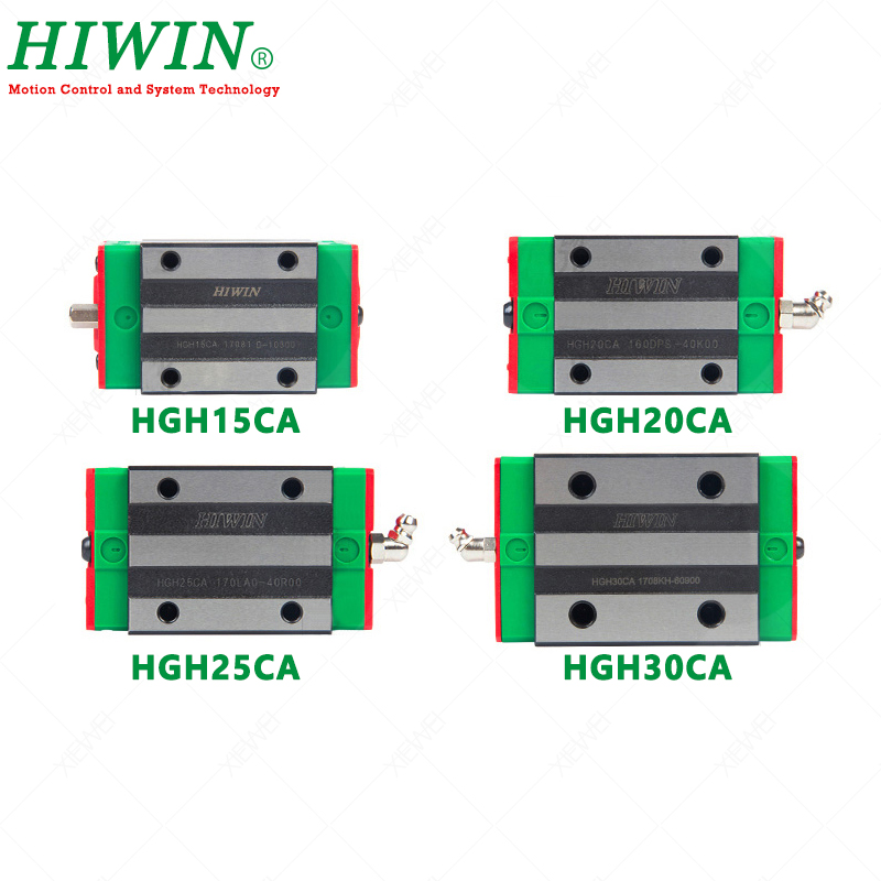 Free Shipping HIWIN  HGH15CA  HGH20CA HGH25CA HGH30CA  Original  linear guide blocks carriages for HIWIN linear RailsFree Shipping HIWIN  HGH15CA  HGH20CA HGH25CA HGH30CA  Original  linear guide blocks carriages for HIWIN linear Rails