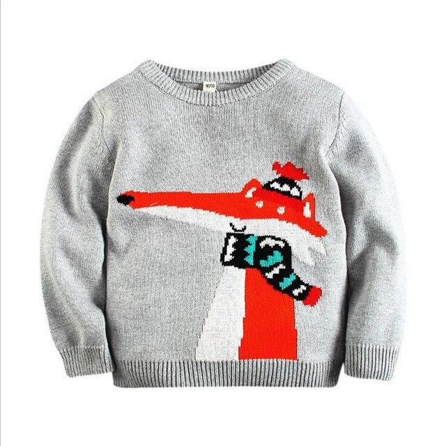 7137055df04e 2016 New Winter Autumn Pullover children s clothing winter long ...