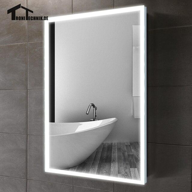 Bad Spiegel Led. Cool Badspiegel Mit Beleuchtung Krollmann ...