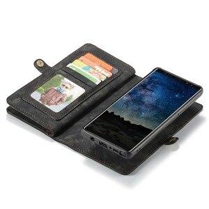 Image 4 - Sac à main bracelet étui de téléphone pour Samsung Galaxy s 8 9 note 20 Ultra 10 + Plus 8 9 s7 edge coque accessoires de couverture en cuir de luxe