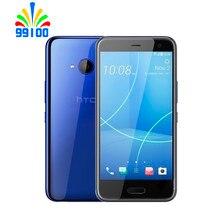 Восстановленный разблокированный Оригинальный HTC U11 -Life с одной Sim-картой 5,2 дюйма 3 ГБ + 32 ГБ Qualcomm630 Восьмиядерный 4G LTE сотовый телефон со скане...