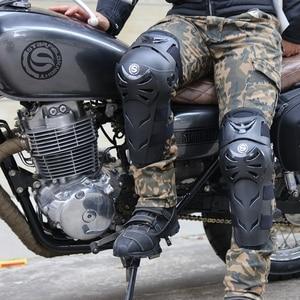 New SFK Motorcycle Kneepad pad