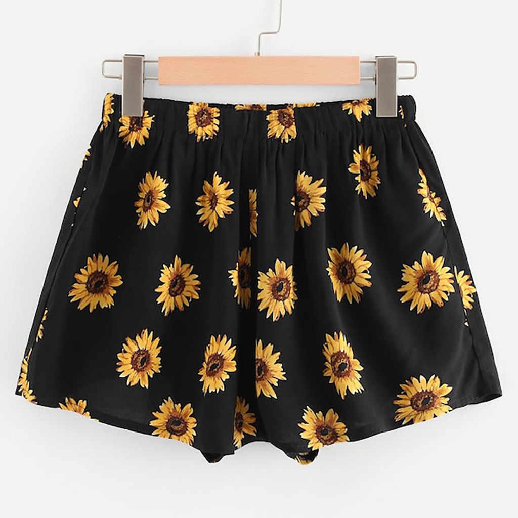2 点セット女性 2019 女性の夏のスーツノースリーブ作物キャミトップスブラウス + コードショートパンツの衣装の女性ののスーツ