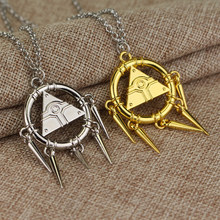 Yu-Gi-Oh Millenium Wisdom Yugioh Pendants&Necklace Men Woman Accessories Choker Necklace(China)