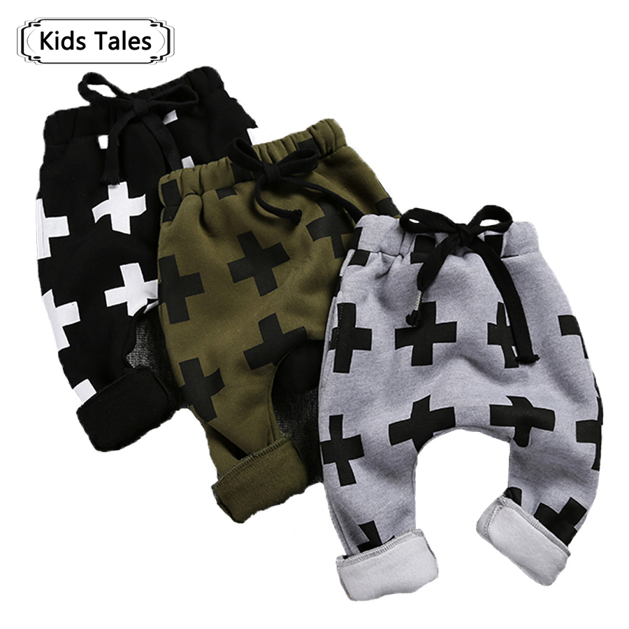 SK073 2018 Autumn the new boys loose-fitting long pants children girls and boys trousers children loose-fitting trousers retail футболка tommy hilfiger denim tommy hilfiger denim to013ewprh21