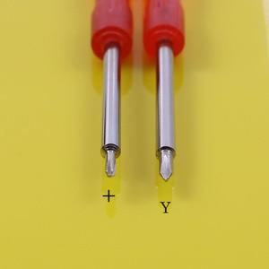 Image 2 - JCD 100 זוגות\חבילה + Y מברג פתיחת כלי ערכת עבור נינטנדו GBA GBA SP NDSL מקרה מיוחד