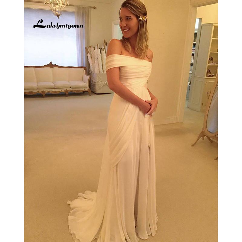 Vestido de noiva renda Fashion 2016 Off Shoulder Bridal Gowns...