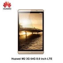 Huawei Mediapad M2 8 pulgadas 2.0 GHz Octa Core 3G Ram 64G Kirin 930 8.0MP Rom LTE 4800 mAh IPS tablet PC huawei M2