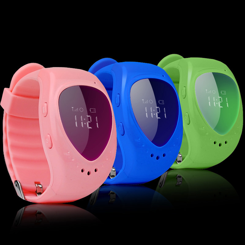 2016 New Arrival Gps Agps Tracker Watch For Kids Children