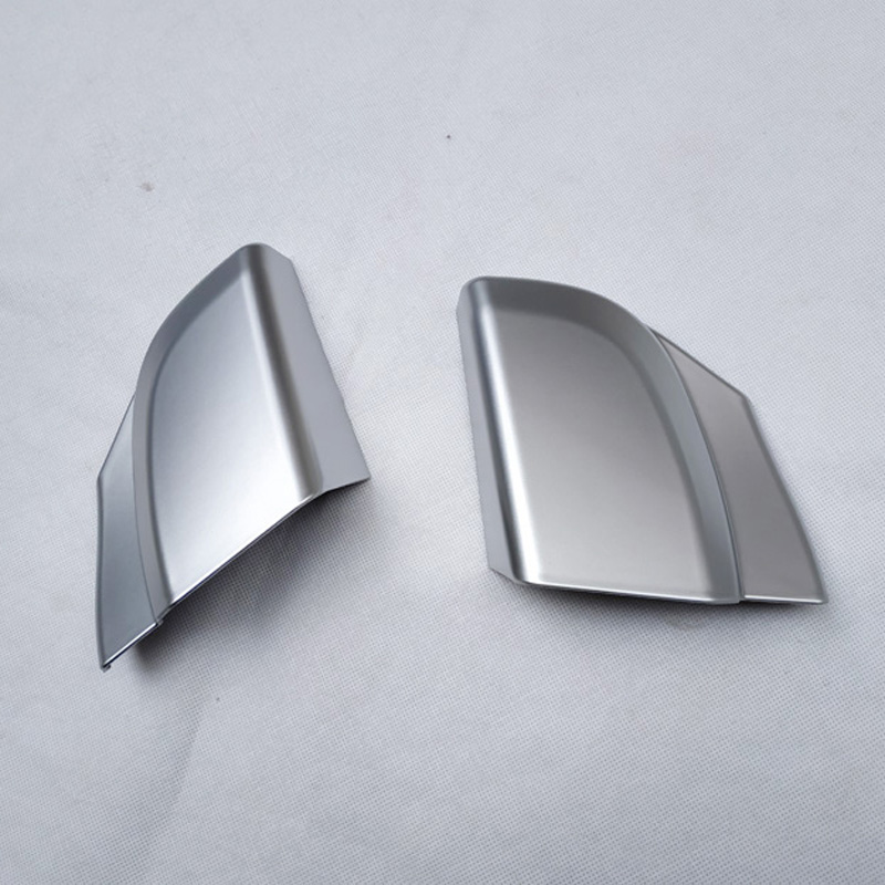 For Nissan NV200 Evalia 2018 Car Window font b Interior b font A pillar chrome cover