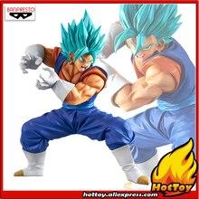 100% Original Banpresto Collection Figure - Super Saiyan God SS Vegetto FINAL KAMEHAMEHA from