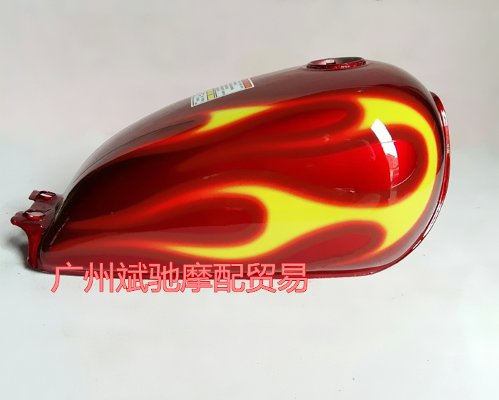 Motorcycle GN125 Prince tank GN125H Prince fuel tank for suzuki Soul chariot GN125 GN250 GZ150