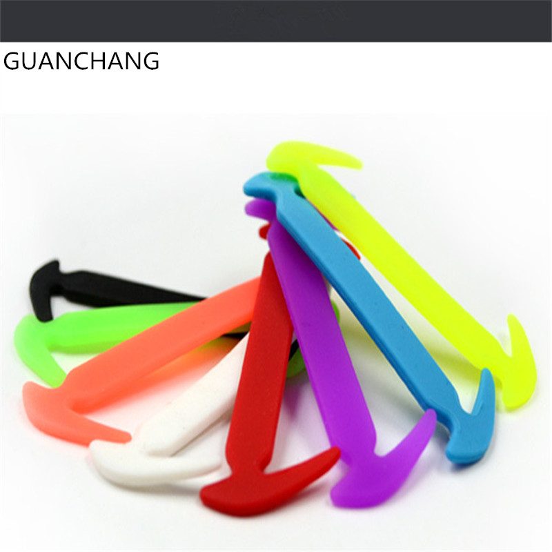 Fashion Unisex Women Men Athletic No Tie Lazy Shoelaces Elastic Silicone All Sneakers Strap Solid Shoe lacing For Children 12pcs lot silicone shoelaces 2017 rubber overshoes men women elastic plastic lazy shoeslace no tie sports casual shoes pink blue