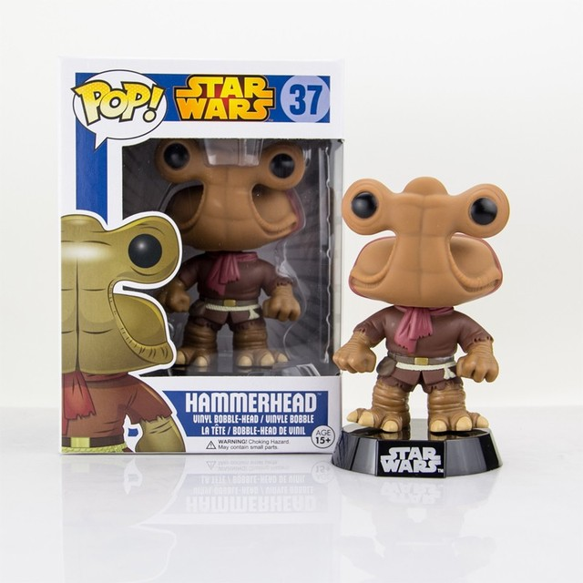 Funko Pop! Star Wars Action Figure – Bobble Head