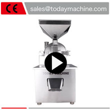 automatic almond flour mill/nuts grinding machine/spices grinder, Universal pulverizer/Grinder (factory use) xeoleo commercial almond milling machine oily feed grinder for walnuts peanuts sesame seeds beans spices grease mill machine