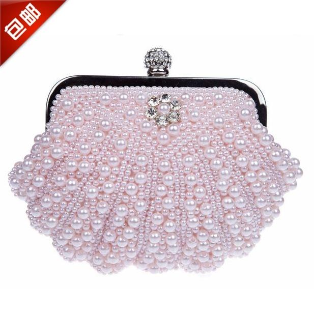 2014 New Arrival Women Hard Top Pocket Mini 20cm Interior Slot Sweet Gentlewomen Banquet Bag Shell
