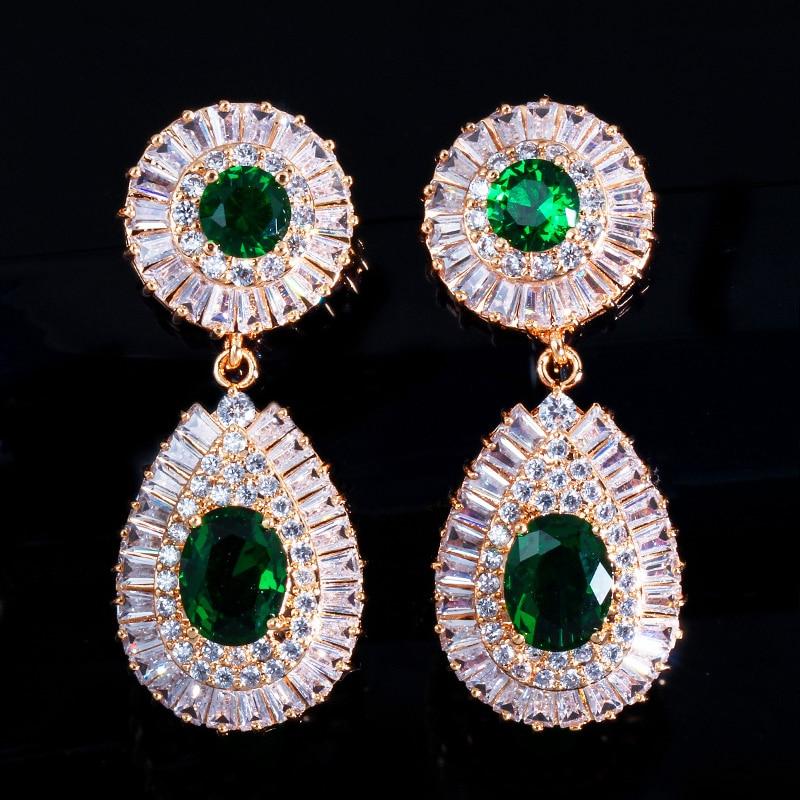 dubai gold earrings 7