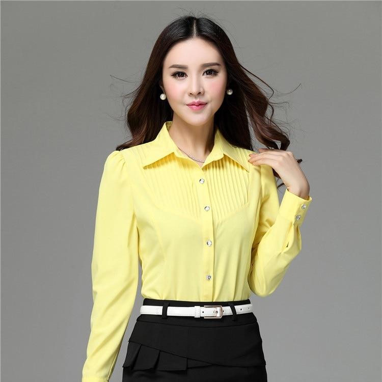 Yellow Shirt For Women