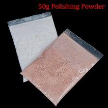 Gran oferta 2019 Polvo compuesto para ventanas de coche herramienta de abrillantado para coche 50g polvo para pulido de vidrio óxido Cerium