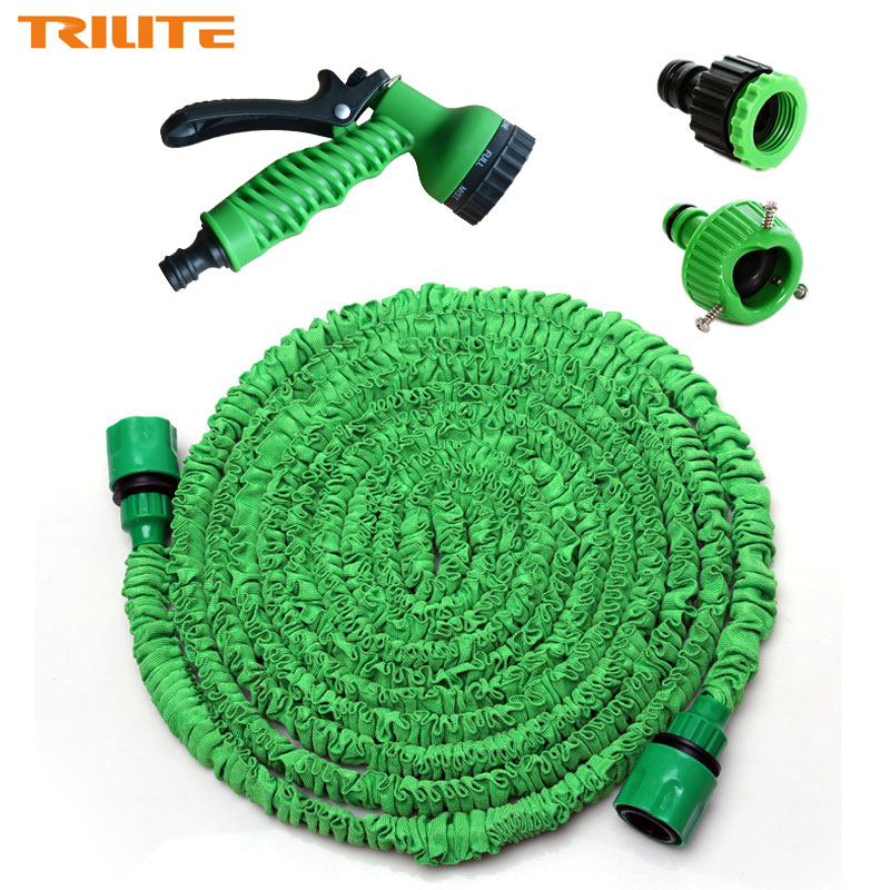7 Spraying Water Modes Expandable Expandable Garden Hose Working Length Length 125ft