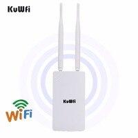 Outdoor Wireless WiFi Repeater WIFI Extender 300Mbps 2.4GHz Wide Area Waterproof Wi Fi Amplifier Wifi Router Antenna AP