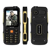 Mafam M1 4 sim-карт 4 ожидания мобильный телефон sim квад четыре sim-карты мобильный телефон WhatsApp fm DV реальные 2800 мАч большой звук P168