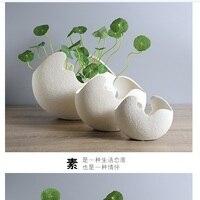Modern Minimalist Ceramic Vase Chinese Ceramic Vase Wedding decoration vase