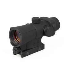 PPT Tactical 4 Reticle Red Dot Scope optics Red Dot Sight for Hunting Shooting GZ2-0107 tactical 4x32 rifle scope fiber optic illuminated scope for 20mm rail hunting shooting military red green dot reticle sight