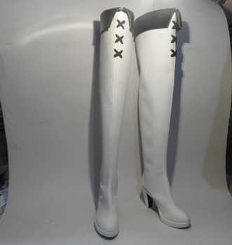 Akame ga KILL Esdeath Cosplay Boots Esdese Anime Shoes Custom Made - DISCOUNT ITEM  27% OFF All Category