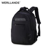 Werllands повседневный рюкзак для ноутбука мини школьная сумка для подростка Водонепроницаемый колледж Компьютер Рюкзаки Малый Путешествия рюкзака для мужчин