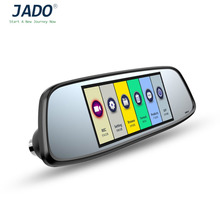 JADO D580 Professional 6.86 Inch LCD Display Car Camera 1080P F2.0 Vehicle Dual Lens Rearview Mirror Video Recorder DVR