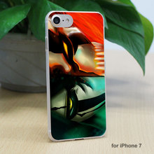 Anime One Punch Phone Case iPhone 5 5s 6 6s Plus 7 8 Plus X