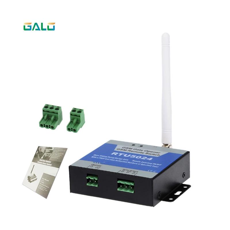 200 usuários Sem Fio GSM portão abridor de Controle Remoto Interruptor do controlador Da Porta Da Garagem Abridor de Porta De balanço/GSM domótica controle remoto