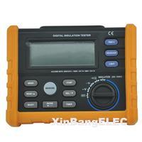 Digital Megger Digital Insulation Resistance Tester Meter Multimeter 250V 2500V MegOhmmeter