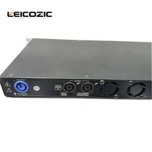 Image 5 - Leicozic DX2350 1u power amplifier מוסיקה מגבר amplificateur professionnel 550W אודיו מגבר 1u כוח מגבר עבור שלב