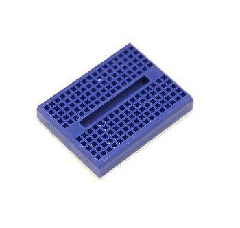 5PCS Blue Solderless Prototype Breadboard 170 SYB-170 Tie-points syb 120 universal 700 point circuit board breadboard deep blue